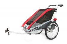 Thule Chariot Cougar 1 vežimėlis