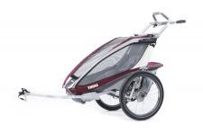 Thule Chariot CX 1 vežimėlis