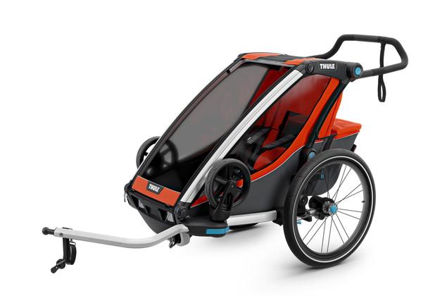 Thule Chariot Cross vežimėlis