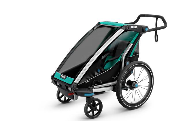 Thule Chariot Lite vežimėlis