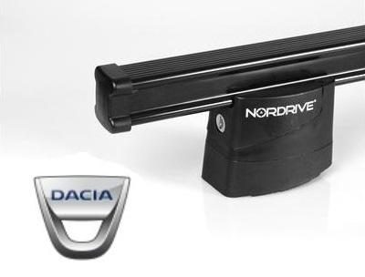 Nordrive keturkampiai skersiniai Dacia
