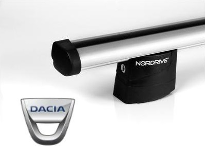 Nordrive aerodinaminiai skersiniai Dacia