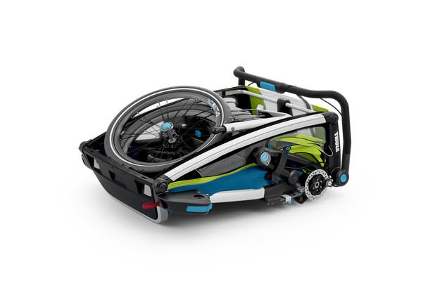 Thule Chariot Sport 2 vežimėlis