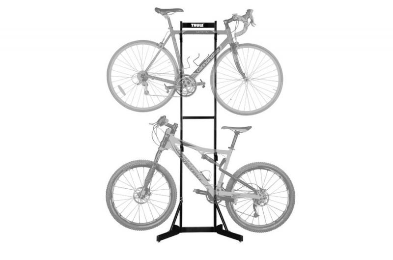 Thule stovas dviems dviračiams