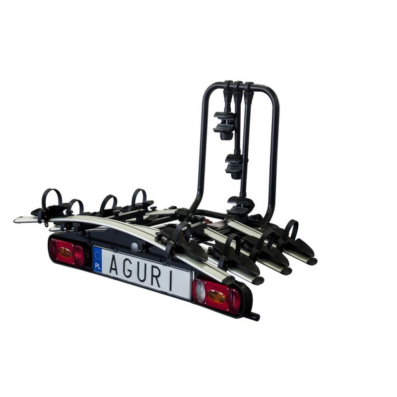 Dviračio laikiklio ACTIVE BIKE 4 dviračio adapteris