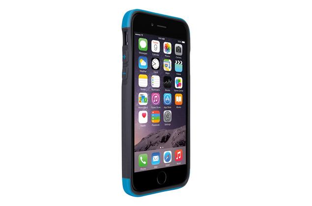 Telefono dėklas Atmos X3 IPHONE 6 juoda/mėlyna