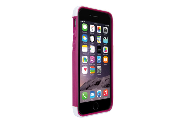 Telefono dėklas Atmos X3 IPHONE 6 balta/orhidėja