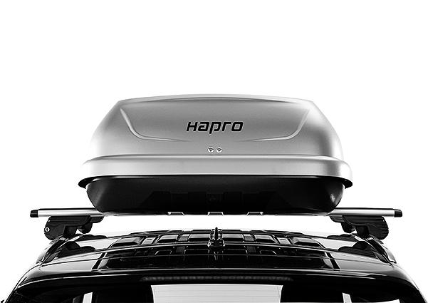 Hapro Traxer 6.6 silver grey