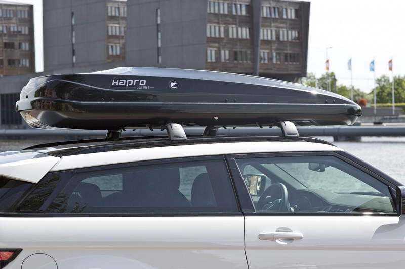 Hapro Zenith 6.6 briliant black