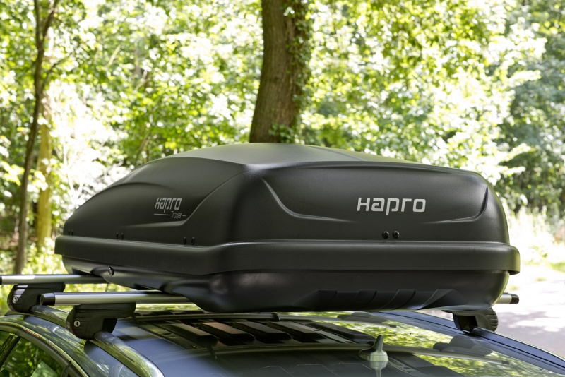 Hapro Traxer 6.6 anthracite