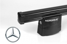 Nordrive keturkampiai skersiniai Mercedes-Benz