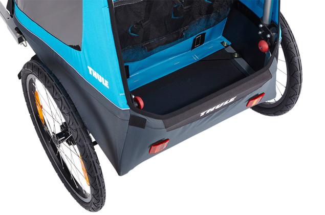 Thule Coaster XT vežimėlis naudota