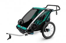 Thule Chariot Lite 2 vežimėlis