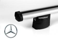 Nordrive aerodinaminiai skersiniai Mercedes-Benz