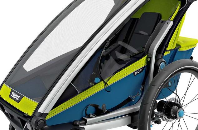 Thule Chariot Sport vežimėlis